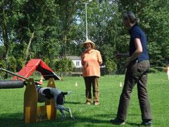 2008 Seminar mit Birgit Laser