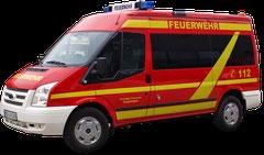 Mehrzweckfahrzeug MZF 11/1 mit Anhänger