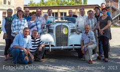 Danke an Wolfgang und Gudrun Renner für die Bereitstellung ihres Opel Super 6