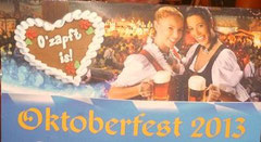 Oktoberfest EP 2013