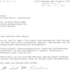 Referenz-Woerle-Maler-München