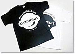 OTONAbIT Tシャツ