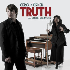 Gero Körner - TRUTH CD-Cover
