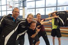 GSBVs Tischtennis-Team