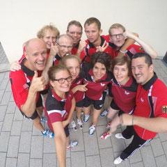 DGS Tischtennis-Team