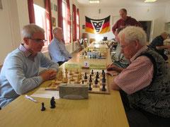 Kleemann gegen Mende, beiden GSBV Halle/S.