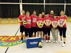 GSBVs Mixedteam