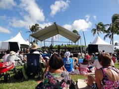 ウクレレピクニック in Hawaii 2013