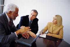Buchhatungsservice, Steuerberater, Zusammenarbeit