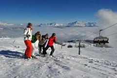 Skifahren Ski Amadé