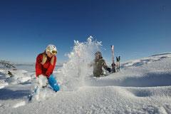Winterurlaub in Flachau