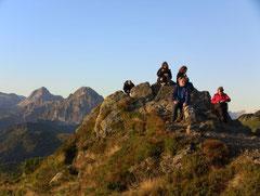 Wandern in Falchau