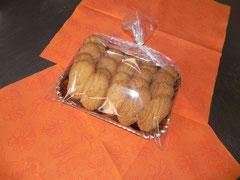 biscotti riso e noci