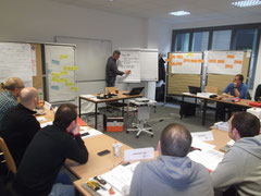 IPMA Level D, Trainer Marcus Schulz (Resultance)
