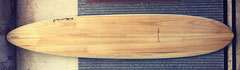 Longboard bamboo elleciel Phuket Thailand