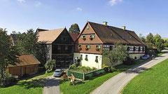 Kesslsimerhof - Egerländer Vierseithof
