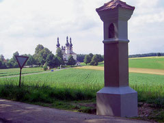 Wanderweg Große Kapplkirche