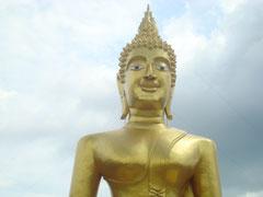 Buddha in Pattaya