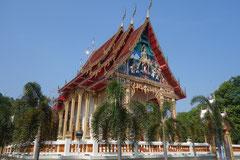 Tempel in der Nähe