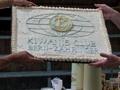 Bild von der Kiwanis Club Meringue zum Dessert