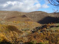 La vallée près de Candas