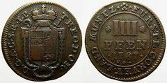 Hochmittelalterliche Pfennige der Abtei Corvey: >>>
