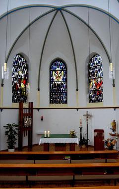 Kapelle im Marienheim