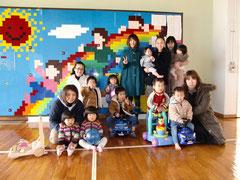 2010年12月子どもの国にて