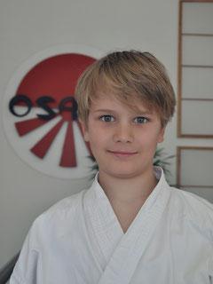 Felix Feldhusen, 8 Jahre