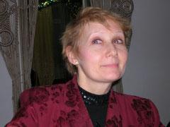 """Tamara die Leiterin und Gründerin der """"Organisation Landsleute"""""""