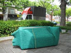 赤帽 神戸 ソファーの運送