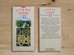TOMME CHOCOLAT 200 GR