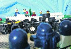 Солдатики Лего