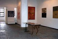 Single Exhibition by Amador Vallina, Sóller, Majorca