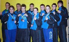 BCKA 2009 WKC Squad