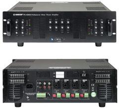 Ampli 100v Rondson 4 x 250 W
