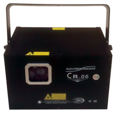 Laser Electro Concept RGB 1 watt