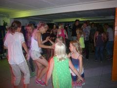 Unsere Tanzwütigen!