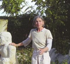 Emerita Pansowová Bildhauerin Deutschland/Slowakei
