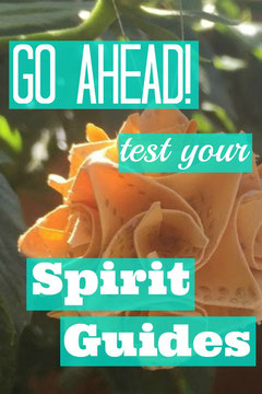 Go Ahead! Test Your Spirit Guides!