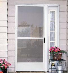 screen door (アメリカの広告から)