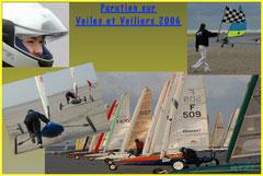 Voiles et Voiliers Déc 2006