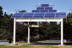 2007年に建設した市民発電所「ひだまり~な」