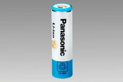 高容量リチウムイオン電池「NCR18650A」