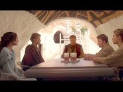 Lars homestead in Star Wars