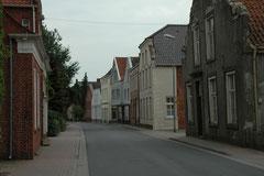 Die Altstadt in Weener. Foto: Evert Pastoor