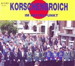 Quelle: Korschenbroich im Mittelpunkt, 03/2011