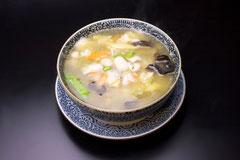 海鮮いろいろ塩味麺
