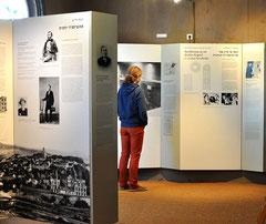Ausstellung, Synagoge Hechingen, Foto: M.Werner