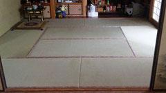 8畳床の間
